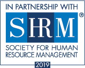 In partnership with SHRM society for human resource management 2019